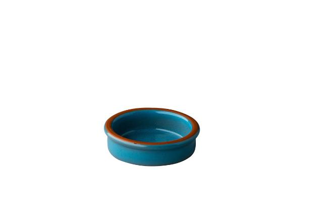 Casserole 8 cm blauw