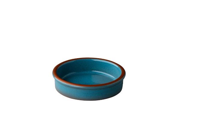 Casserole 10 cm blauw