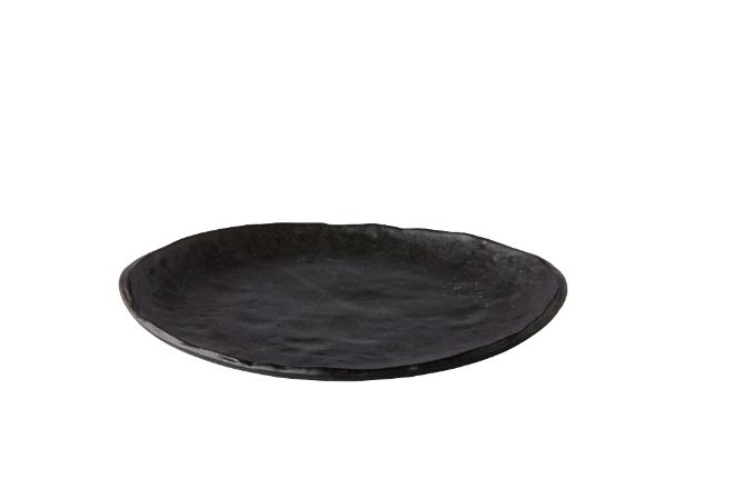 Bord Oyster zwart