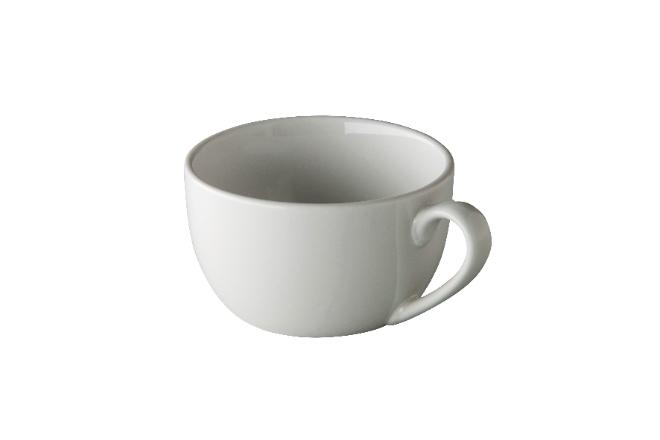 Klassieke koffiekop