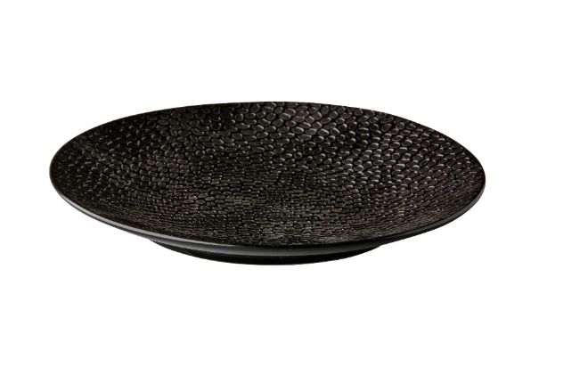 Coepe bord Honeycomb black