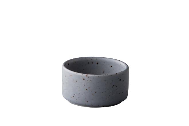 Stapelbaar saus tipje grey