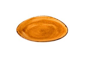 Jersey Bord Driehoekig Oranje 27 Cm