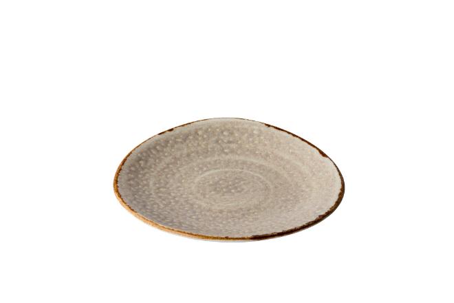Jersey bord driehoek grijs
