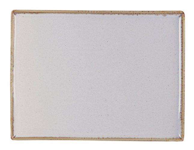 Rechthoekig bord Stone