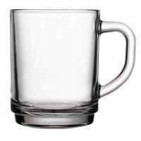 Thee- & Koffie Glas (gehard) 255 Ml