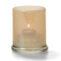 Cilinder Glas Breed Onderstel Champ. 7,6 X 9 Cm