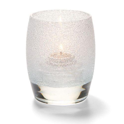 Bolvormige lamp glas transparant