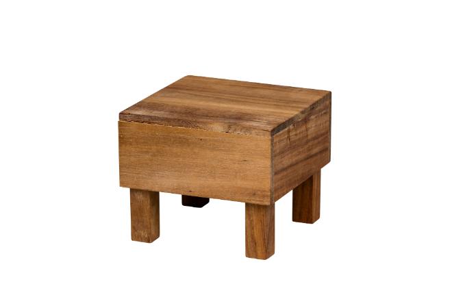 Acacia houten blok