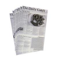 Vetvrij Papier 'Daily Catch' 27×42 Cm 500st