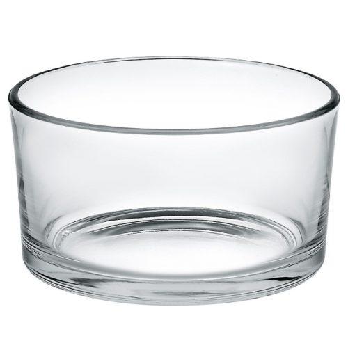 glazen kom rond