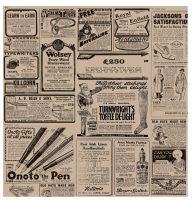 "Vetvrij Papier ""Newspaper Brown"" 1000st."