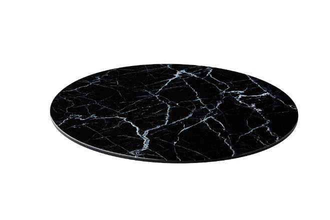 plateau marmer zwart