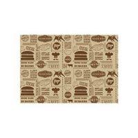 Vetvrij Papier 'Steak House Design' 35x25cm 1000st
