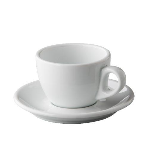 Barista cappuccino kop