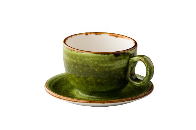 latte koffiekop stapelbaar