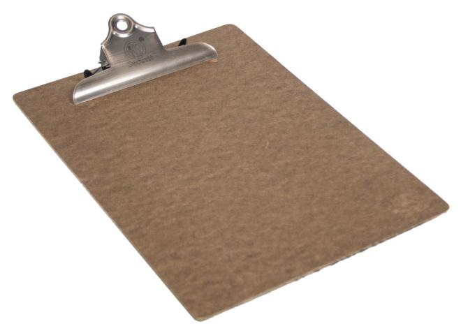 Menu-clipboard