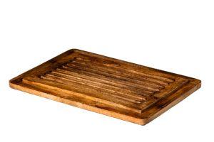Houten Brood Bord 48 X 32 X 2 Cm