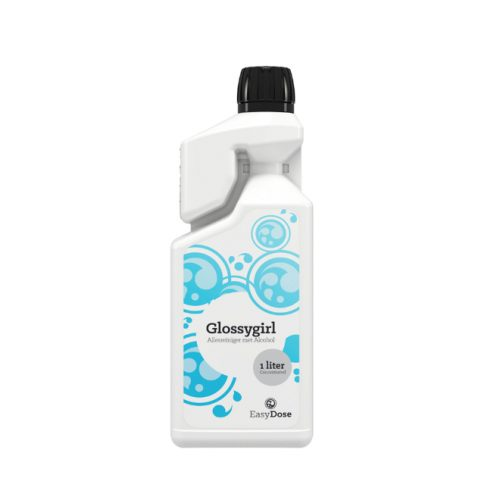 Glossygirl interieurreiniger met alcohol conc. 1L