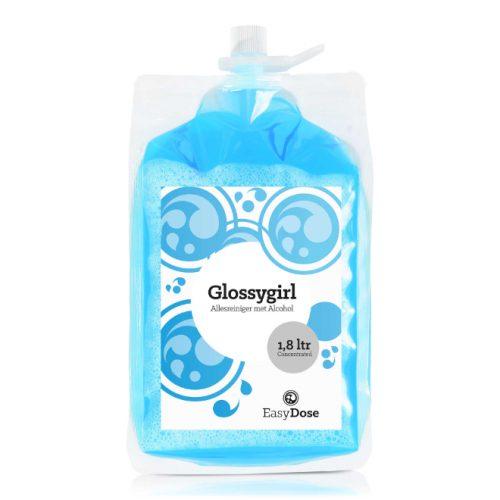 Glossygirl interieurreiniger met alcohol conc. 1,8L