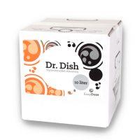 Dr. Dish Vaatwasmiddel Chloorvrij BIB 10L