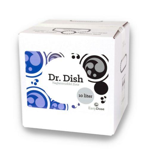 Dr. Dish naglansmiddel zuur BIB 10L