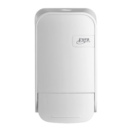 Foamzeepdispenser 400ml Quartz White