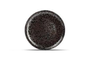 Plat Bord 21cm Black Oxido