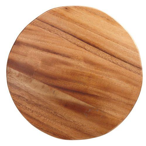 ronde acacia plank
