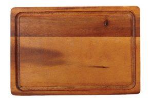 Acacia Houten Plank 26 X 18 Cm