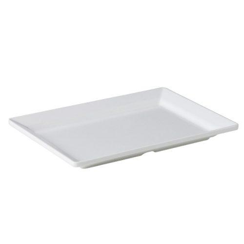 rechthoekig bord smalle rand