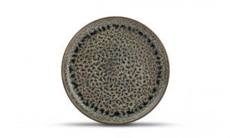 Plat Bord 28,5cm Smaragd Oxido